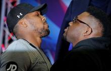 """Joshua amenaza a Miller con """"arrancar su alma"""" en el ring"""