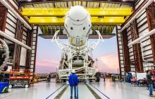 SpaceX enviará a la Estación Espacial su nave tripulada... con un maniquí
