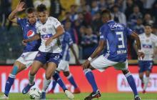 Millonarios goleó 4-0 al Unión Magdalena en El Campín