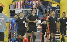 Junior solicitó vetar para sus partidos a Ricardo García Becerra