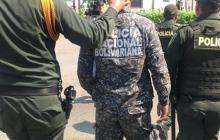 """Militares venezolanos: """"estamos cansados de tanta represión"""""""