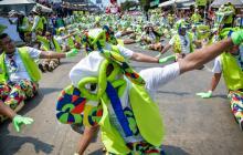 Los que han gozado el Carnaval