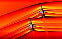 En video | Estas son las fotografías inéditas de aviones cruzando la barrera del sonido