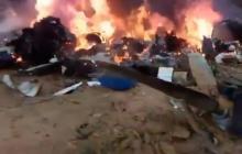 Identifican a las 12 víctimas de accidente aéreo en el Meta