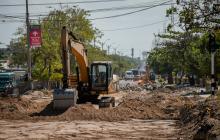 Desde hoy, cierres de vías por trabajos de ampliación de la 30