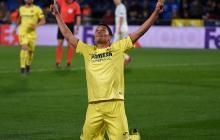 Con gol de Carlos Bacca, Villareal pasa sin problemas a cuartos de la Europa League