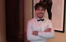 Juan S. Fernández dona obra en gala de Marc Anthony