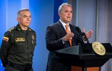 Responsables del asesinato de policía en Cauca serán castigados: Duque