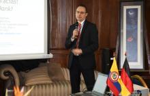 En video   Diez empresas alemanas buscan socio en Colombia