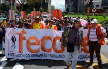 Docentes del país realizan este miércoles jornada de protesta nacional
