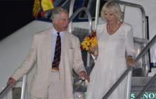 El príncipe Carlos visita Cuba en medio de tensiones de la isla con EEUU