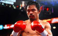 Pacquiao pide a sus seguidores en redes que le encuentren rival para una pelea