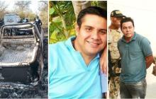Capturan a confeso homicida del ganadero vallenato 'Puro' Ustariz