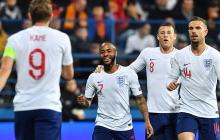 Francia e Inglaterra pisan fuerte en el clasificatorio a la Eurocopa 2020