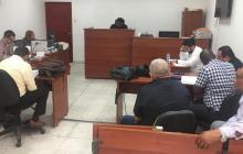 Cien testigos presentará la Fiscalía en juicio a concejales en caso 'Casa Blanca'
