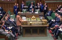 Gobierno británico volverá a someter el acuerdo de Brexit al Parlamento este viernes
