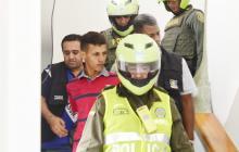 En video | Legalizan captura de presunto asesino de menor en La Peña