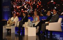 """""""La democracia no puede estar amenazada en nuestra región"""": Duque en asamblea SIP"""