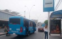 Pasaje de buses en Santa Marta pasó de $1.600 a $1.800