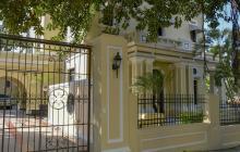 Los funcionarios de la Procuraduría estuvieron el martes pasado en la sede Prado de la compañía.