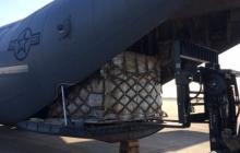 EEUU envía a Curazao ayuda humanitaria destinada a Venezuela