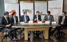 Giancarlo Ariza, Diego Mesa, Luis A. García Sánchez, Luis M. Morelli, Felipe Bayón y Fernando Sarria.