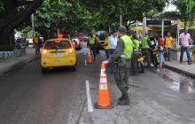 En 31 cuadrantes, 62 policías por turno vigilan a Valledupar