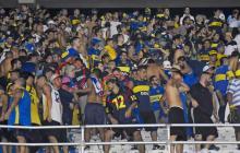 128 integrantes de barras bravas de Boca Juniors no podrán ingresar a las canchas de Argentina