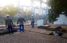 Servicio de energía regresó paulatinamente en Córdoba