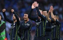 El City venció al Brighton y avanza a la final de la Copa