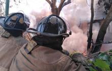 En video   Después de 6  horas bomberos extinguen incendio en Cartagena
