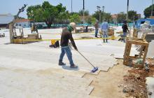 Alcalde de Valledupar inaugurará plaza Alfonso López sin terminarla