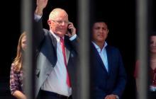 Poder Judicial ordena detención preliminar de Pedro Pablo Kuczynski.