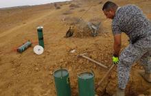 En video   Destruyen pista clandestina en la Alta Guajira