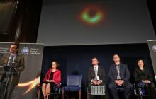 En video | La primera imagen de un agujero negro: ¿Cómo fue la hazaña?