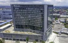 Invierten $260 mil millones en el Hilton Corferias