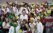 8.000 niños de los municipios festejarán el Mes de la Niñez