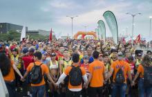 Habrá cierres viales mañana por carrera y procesión en Barranquilla