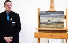 Exhiben dos cuadros robados de Van Gogh