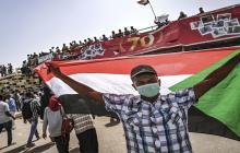 Trasladan a una cárcel al presidente depuesto de Sudán