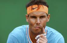 Nadal, eliminado por Fognini en semifinales de Montecarlo