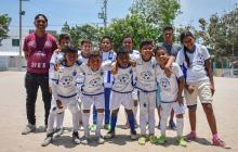 ¡A jugar se dijo! | El Cruzeiro del Ferrocarril sigue ganando