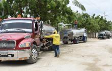 """En Santa Marta """"todos ponen"""" ante la escasez de agua"""