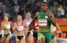 Semenya logra título sudafricano de 5.000 metros