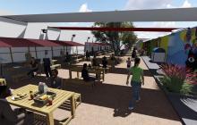 'Paseo del Sabor' reubicará a 70 cocineras.