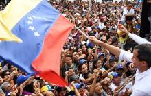 Guaidó y Maduro miden fuerzas en las calles