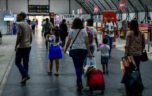 Optimismo frente a cambio en horario de vuelo a Miami
