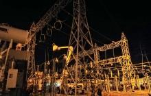 Más de 12 horas sin luz por falla en subestación