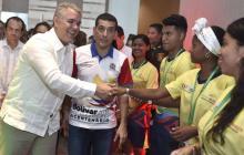 Gobierno lanza los Juegos Nacionales de Bolívar 2019