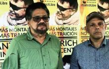 'El Paisa' e Iván Márquez reaparecen con carta para la JEP